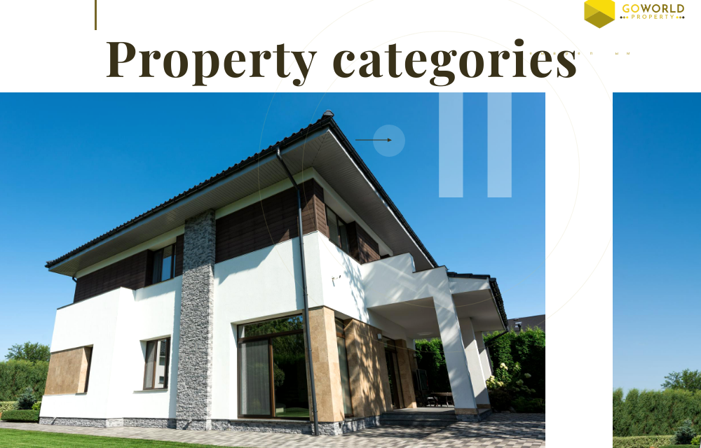 The Categories of immovable property you wish to purchase in T.R.N.C.